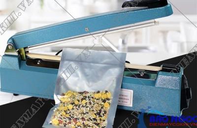 Máy hàn miệng túi mini được sử dụng nhiều hiện nay