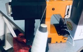 Siêu phẩm máy may bao cầm tay chạy pin gk9-200