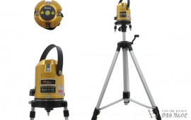 Hướng xử lý khi máy cân bằng laser không ra tia