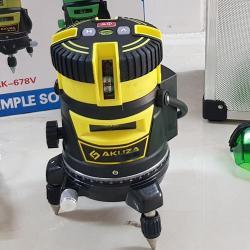 Máy cân bằng laser akuza 5 tia xanh siêu sáng