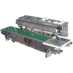 Máy hàn miệng túi dạng đứng FRM-980 có in date